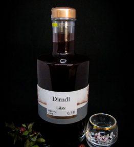 Dirndl-Likör