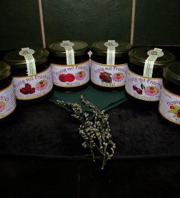 Honig mit div. Früchten