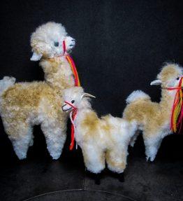 Alpaka Tierchen